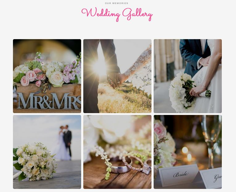Galeri Pra wedding