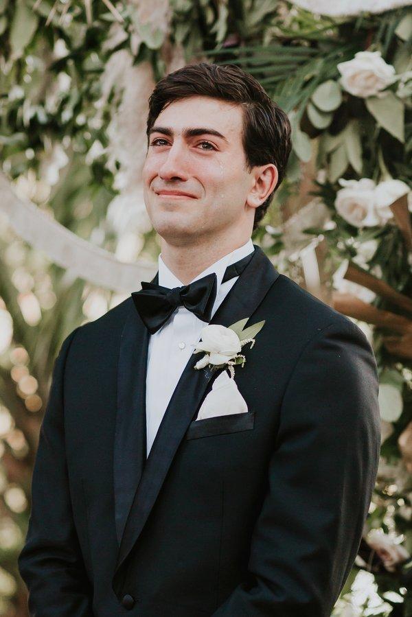 Undangan pernikahan digital mempelai pria